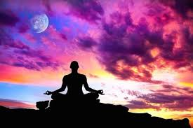 seeing flashes of light spiritual during meditation i always see night stars in my thoughts what