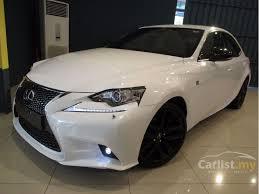 lexus is250 f sport lexus is250 2014 f sport 2 5 in selangor automatic sedan white for