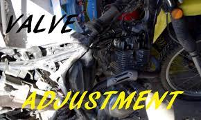 suzuki dr200 valve clearance adjustment walkthrough youtube
