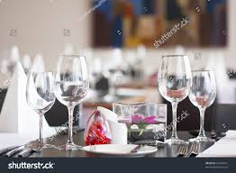 How To Set A Table How To Set A Restaurant Table Home Design Ideas