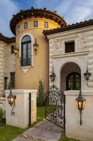 Tuscany Style Homes by 15 Sophisticated And Classy Mediterranean House Designs Exterior