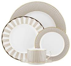 lenox gluckstein 40 china set contemporary