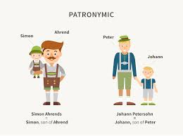 what do color mean what does your german surname say about you u2013 ancestry blog