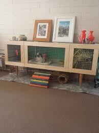 Home Made Rabbit Hutches Best 25 Indoor Rabbit Cage Ideas On Pinterest Indoor Rabbit