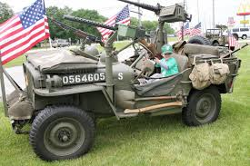 ford military jeep car show honors memory of service members who paid ultimate price