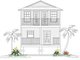 Old Key West Floor Plan The Key West Modular Homes Florida Floor Plan