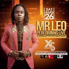 mr leo performing live event nation
