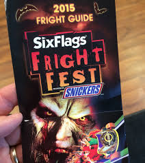 Six Flags Movies Fright Fest 2015 Opens At Six Flags Magic Mountain