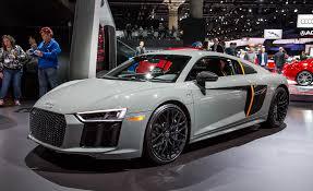 Audi R8 V10 - audi r8 v10 plus exclusive edition brings laser lights to u s