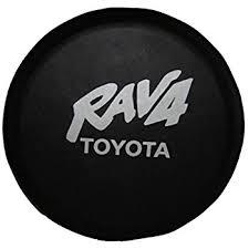 toyota rav4 spare tire amazon com genuine toyota pt218 42015 spare tire cover automotive