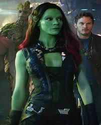 Gamora Costume Gamora Guardians Of The Galaxy Vest Top Celebs Jackets