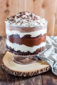 brownie trifle s cuisine