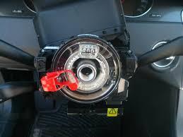 vw passat repair how to replace the steering wheel clockspring on