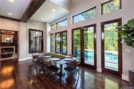 Hardwood Floor Living Room 100 Dining Rooms With Hardwood Flooring Photos