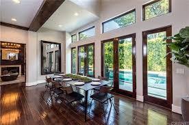 Hardwood Floor Living Room 100 Dining Rooms With Hardwood Flooring Photos