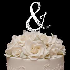 monogram cake toppers for weddings monogram wedding cake toppers wedding cake accessories
