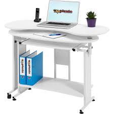 100 pc table homcom 2pc nesting computer desk storage