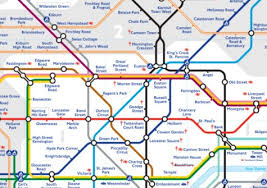 underground map zones a timer s guide to the underground