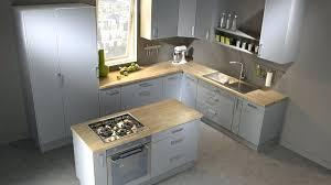 travail en cuisine table travail cuisine plan de travail en bois leroy merlin plan de