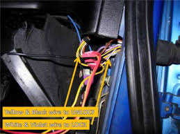 ford ka remote central locking tutorial how to fit yourself