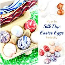 Decorating Easter Eggs With Silk by Decorating Easter Eggs Archives Natural Beach Living