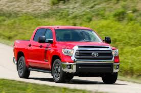 nissan titan versus toyota tundra 2015 toyota tundra priced at 29 510 drops v 6 engine