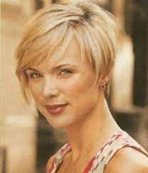 photo gallery of short hairstyles for over 40s viewing 11 of 15