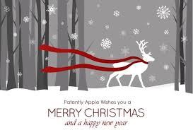patently apple wishes our friends and colleagues a merry