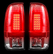 2002 ford f150 tail lights recon led tail lights for ford f 150 1997 2003 ford f150 styleside