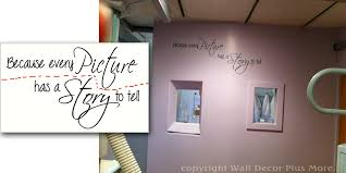 create different layouts using wall decals wall decor