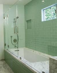 bathroom tile subway tile bathroom green kitchen backsplash grey