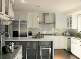 small kitchen faucet kitchen range ideas with white ceiling and wood flooring plus