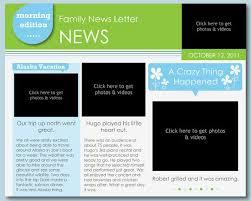 free newsletter templates expin radiodigital co