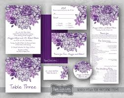 print at home wedding programs 14 besten wedding programs bilder auf wedding decor