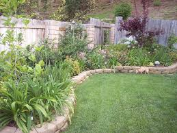 Backyard Flower Bed Ideas Backyard Flower Bed Ideas Backyard Landscaping Fence