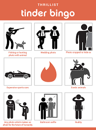 Printable Halloween Jokes How To Play Tinder Bingo Thrillist