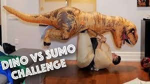 Challenge Bfvsgf T Rex Vs Sumo Challenge