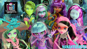 after high dolls names high haunted dolls collection review d