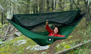 camping hammock with mosquito net pros and cons