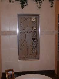 wrought iron room divider etched glass room dividers sgo designer glass