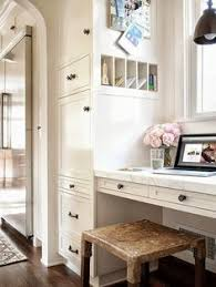 Small Desk For Kitchen Kitchen Workstation Farmhouse And Kitchens