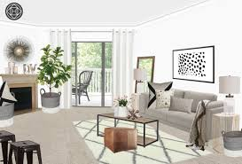 How To Decorate Living Room On A Budget by Budget Makeover A Complete Living Room Update For Under 1500