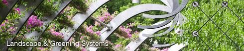 Stainless Steel Cable Trellis Landscape U0026 Greening Systems Ronstan Tensile Architecture