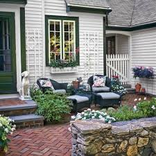 Cottage Front Porch Ideas by 37 Best Front Patio Images On Pinterest Front Porches Front