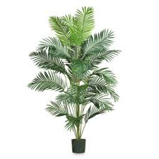buy artificial palm trees from bed bath beyond