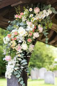 wedding flower arches uk plant stand standing flowers for wedding impressive picture