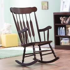 Espresso Rocking Chair Nursery Picture 3 Of 35 Nursery Rocking Chair Awesome To It