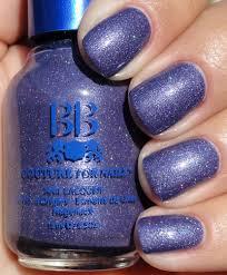 buy safe cool blue purple blurple holographic glitter nail color