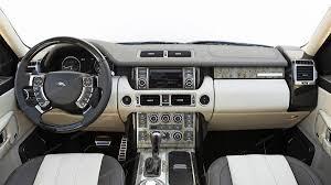 camo range rover land rover range rover sport 2006 2009 basic interior dash kit