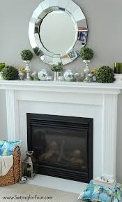 Enchanting 30 How To Decorate A Mantel Decorating Inspiration